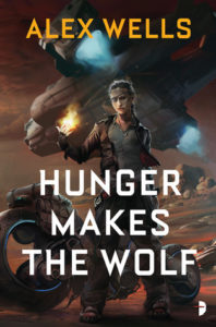 Cover of Hunger Makes the Wolf