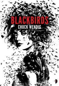 Cover of Miriam Black by Chuck Wendig